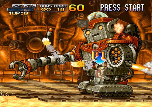 metal slug x softonic er