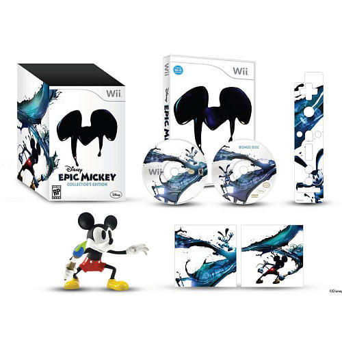 Toys R Us Outs Epic Mickey Collector S Edition Kotaku