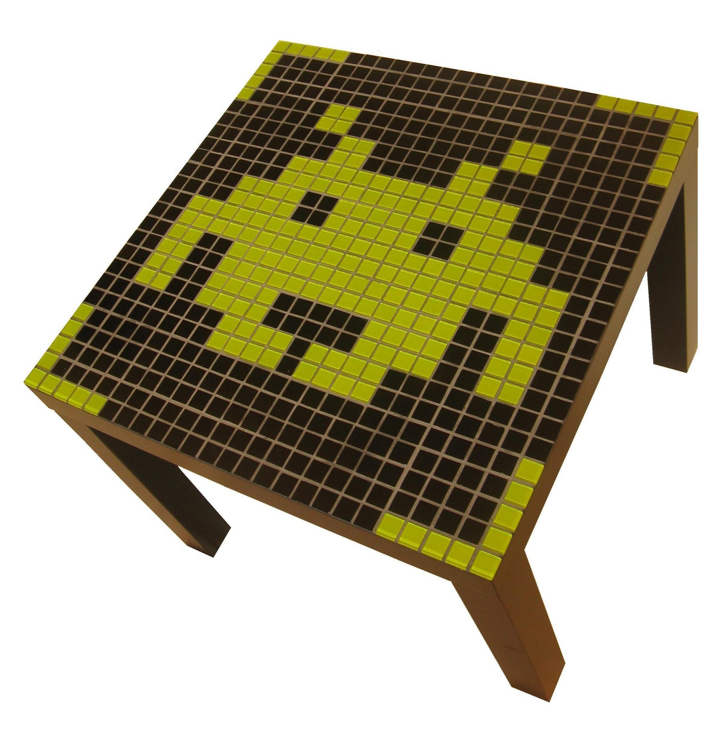 Is There A Space Invaders Coffee Table Book As Well