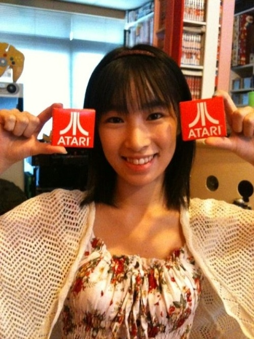 Video Game Idol Scores Atari Condoms