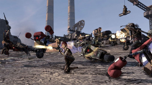 Played: Borderlands Claptrap's New Robot Revolution