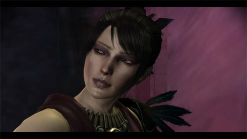 dragon age origins morrigan romance. Dragon Age: Origins Witch Hunt