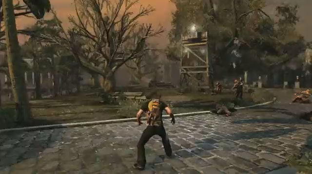 Gameplay Videos Infamous 2 Loads of Infamous 2 Gameplay