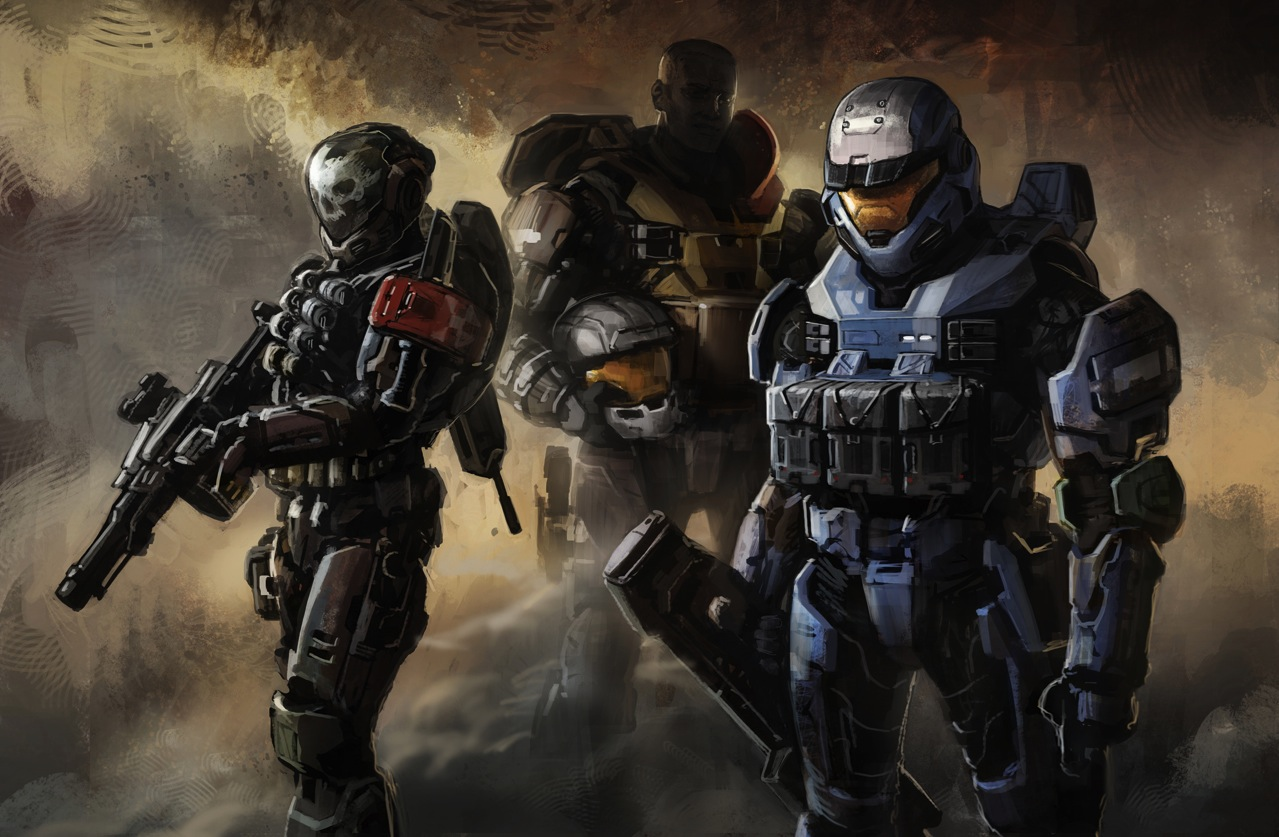 halo 3 campaign matchmaking Halo 3: odst minifaq  campaign: take your party  or by meeting them via the halo 3 matchmaking (which is still included on the second disc).