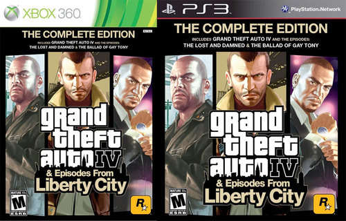Screens Zimmer 8 angezeig: gta complete edition