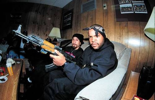 Ice Cube Adding Call Of Duty To His Resume - Photo posted in BX GameSpot