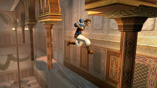 Prince of Persia HD Collection Is Europe Only, In 3D, Royally Ugly