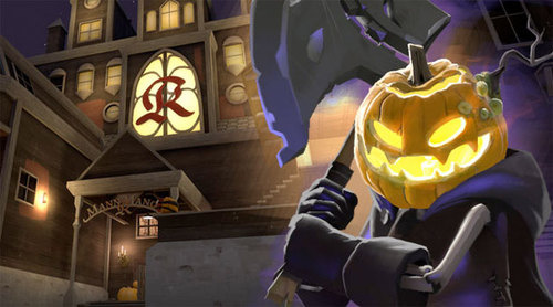 Team Fortress 2 Gets Its First Boss Monster, Second Halloween Update