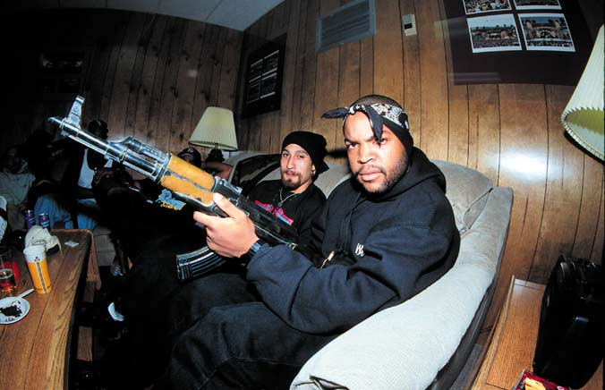 upcoming Call of Duty: Black Ops. Ice Cube
