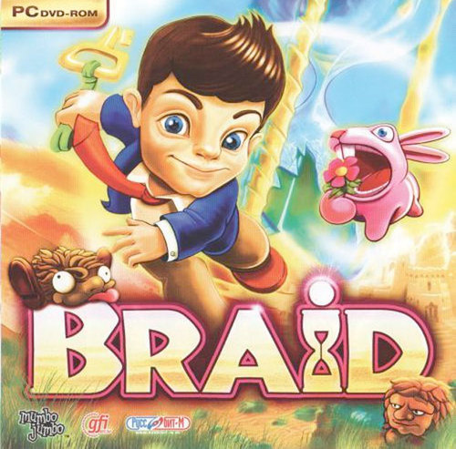 Braid's Russian Box Art Is Glorious