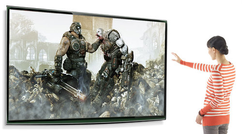 Report: Gears of War Getting Kinect Control [Update]