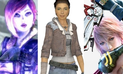 My Perfect Imperfect Video Game Heroine