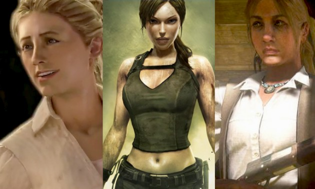 Tomb Raider and Uncharted series Crossover  FanFiction