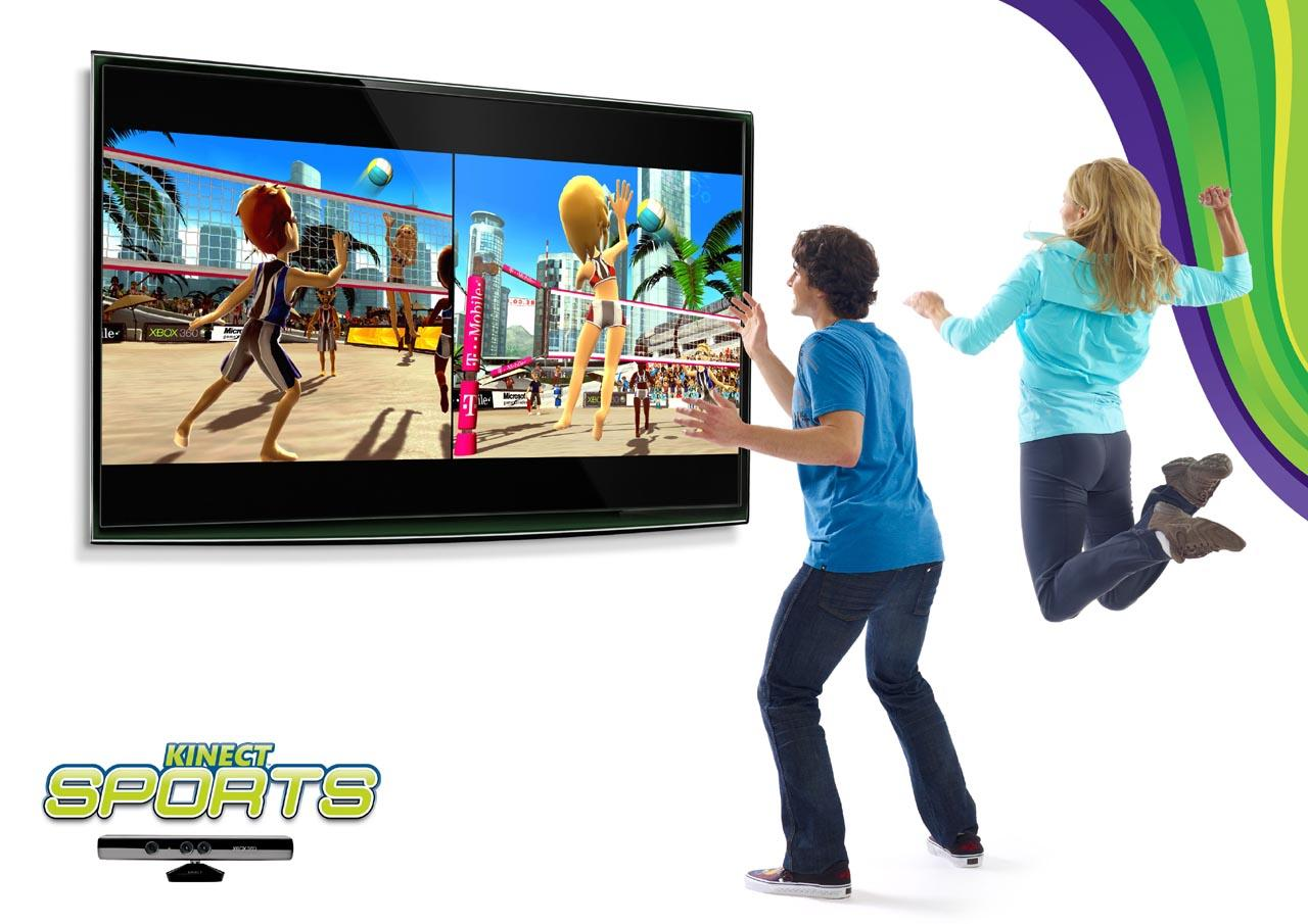 The Xbox 360 finally has its motion-based sports game. Packed with six