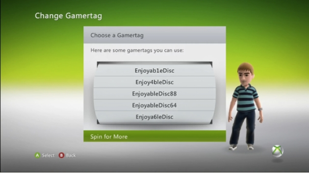 Creative gamertags for girls