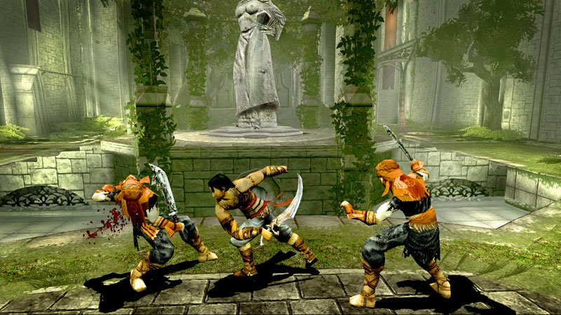 Prince of Persi... Prince Of Persia Ghost Of The Past Gameplay