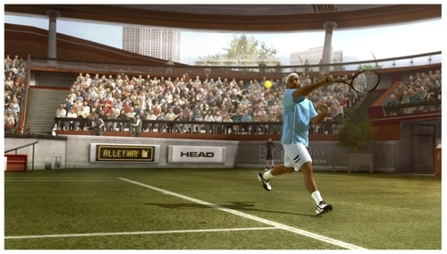Career Mode, New Controls On Serve For Top Spin 4