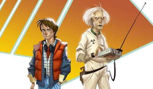 Back To The Future's Trailer Will Have Your Emotions Running at 88mph