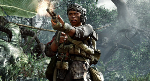Black Ops' First Downloadable Content Is Oscar Mike