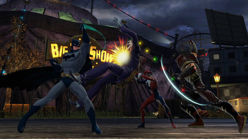 DC Universe Online Heroically Dated And Priced