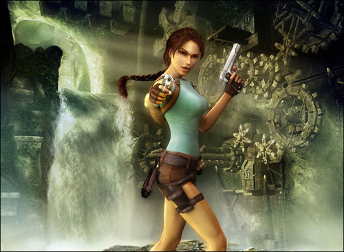 PS3 Getting Tomb Raider Trilogy In 2011