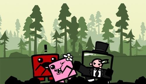 Super Meat Boy Is Tougher Than N+