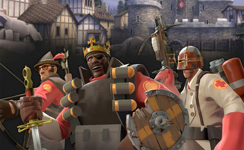 Team Fortress 2 Descends Into Medieval Madness For Holidays