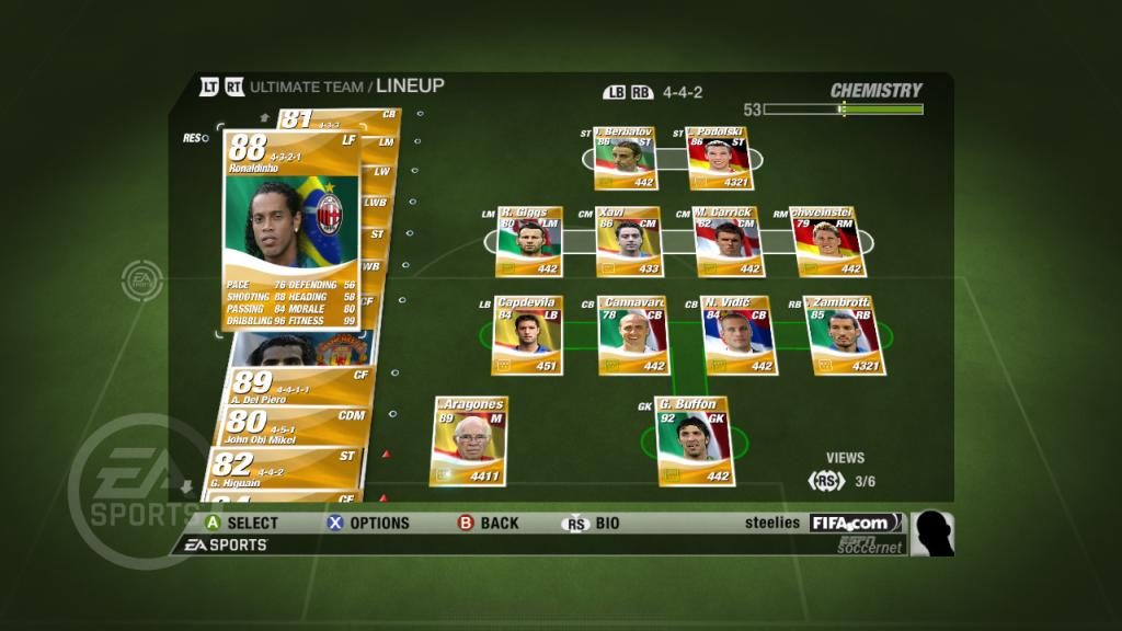 Ultimate Team Makes EA A Hell Of A Lot Of Money