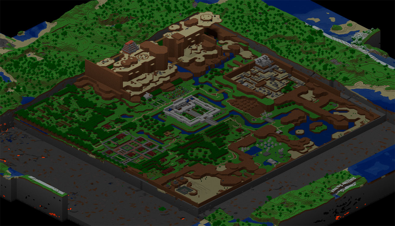 The Legend Of Minecraft: A Link To The Past | Kotaku Australia