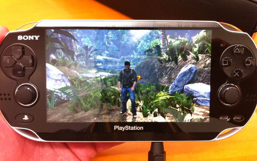 Yes, I've Played With Sony's New Gaming Portable, The NGP