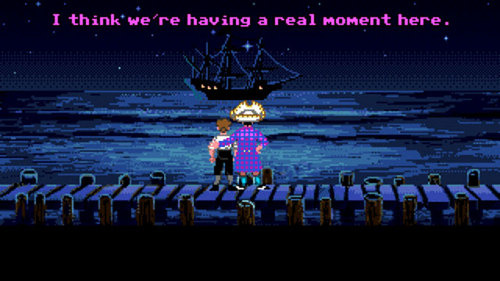 Monkey Island Honoured With...Porn Game Tribute