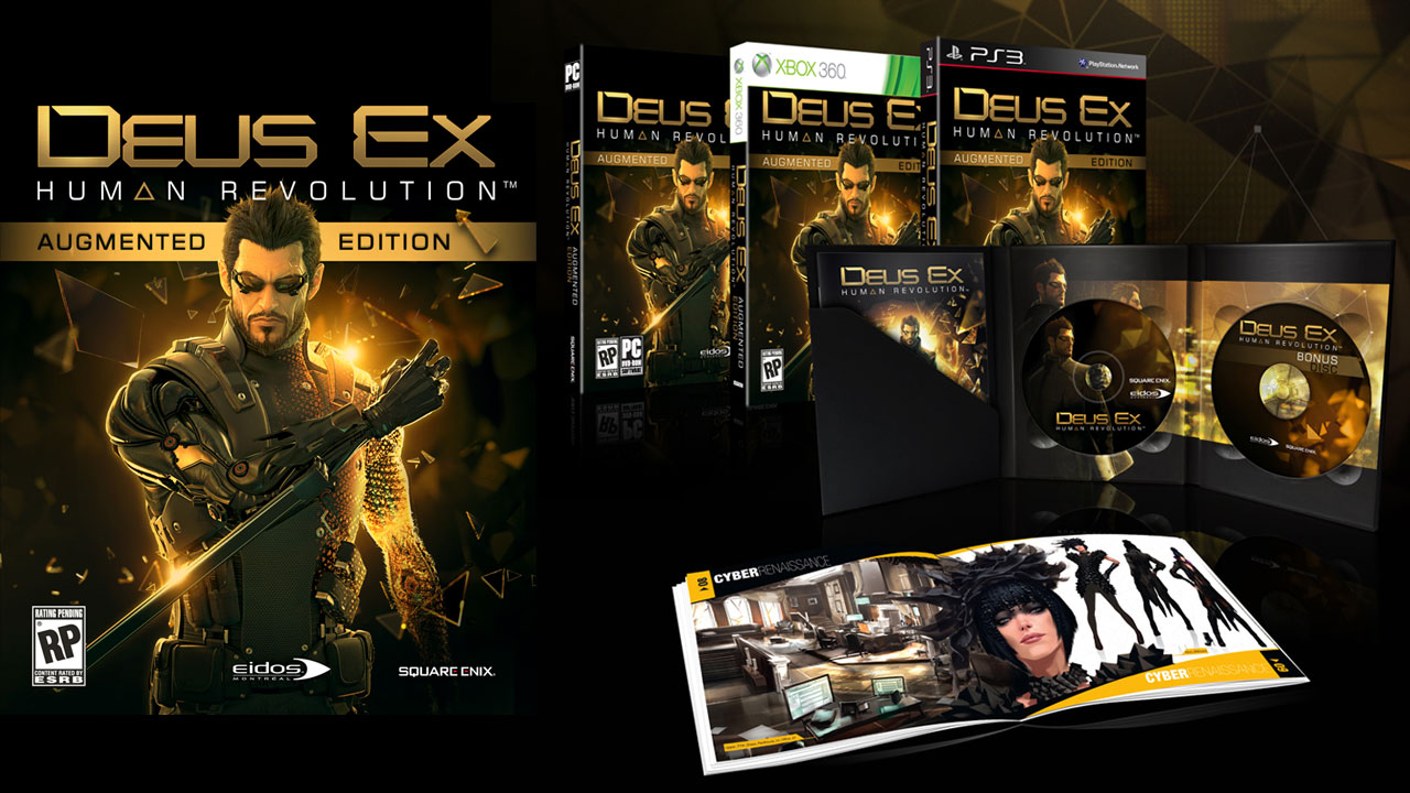 deus ex human revolution dating service We break down this generation's five least appreciated games before kicking off our big discussion on deus ex: human revolution.