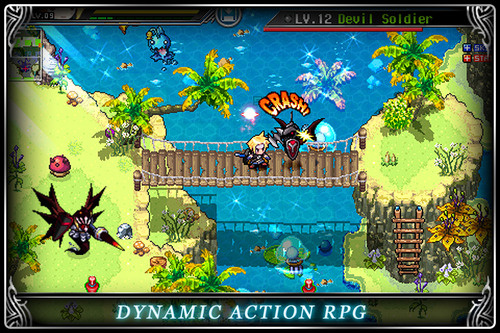 500xss1g one of the iphones best role playing sagas continues in zenonia 3 voltagebd Images