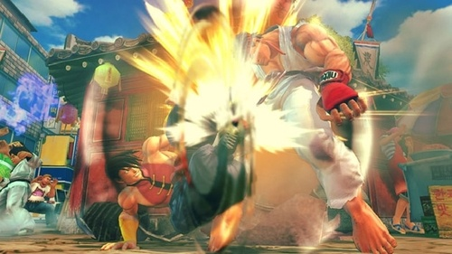 Super Street Fighter IV Arcade Edition slapped with always