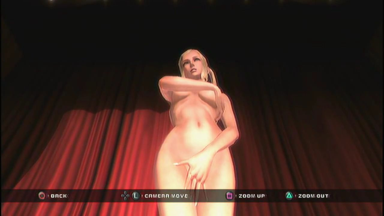 For the no more heroes strawberry nude the amusing