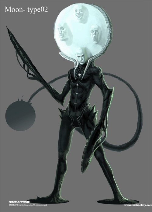 This Concept Art Has a Demon's Soul