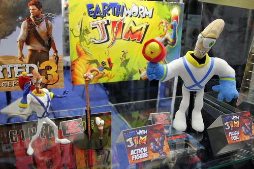 All the Earthworm Jim, Sackboy, Drake, and Ratchet & Clank Coming From Mezco Toys