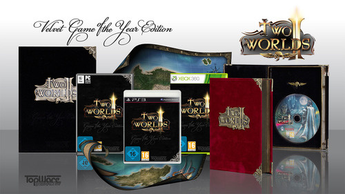 The Two Worlds II Game of the Year Edition is Beautiful  What is That, Velvet?
