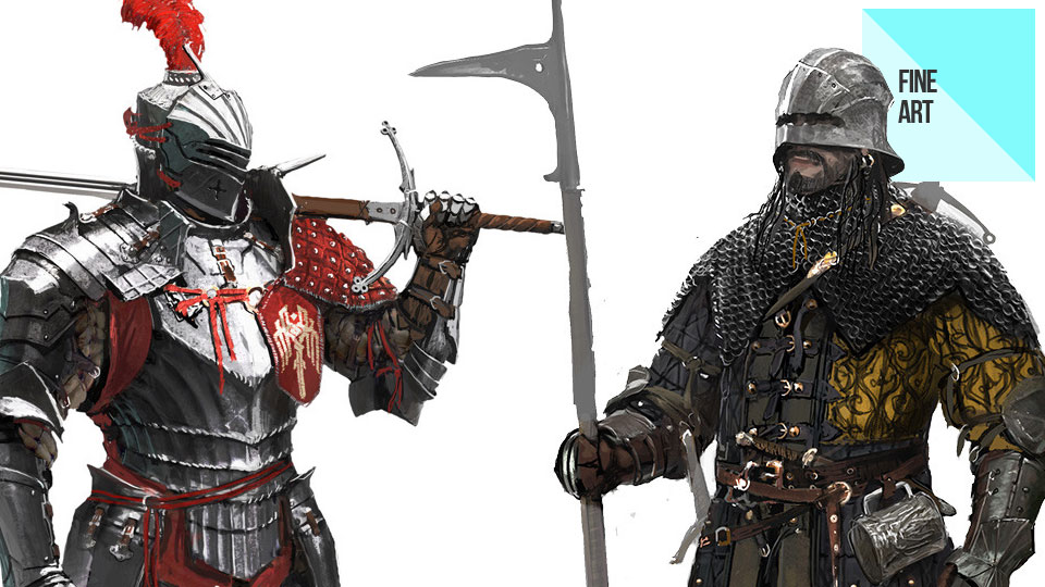 Can we got some more covering suits of armor for those of us that ...