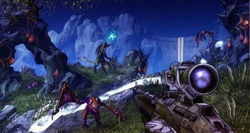 Feast Your Eyes on Borderlands 2 Screenshots of Unknown Provenance