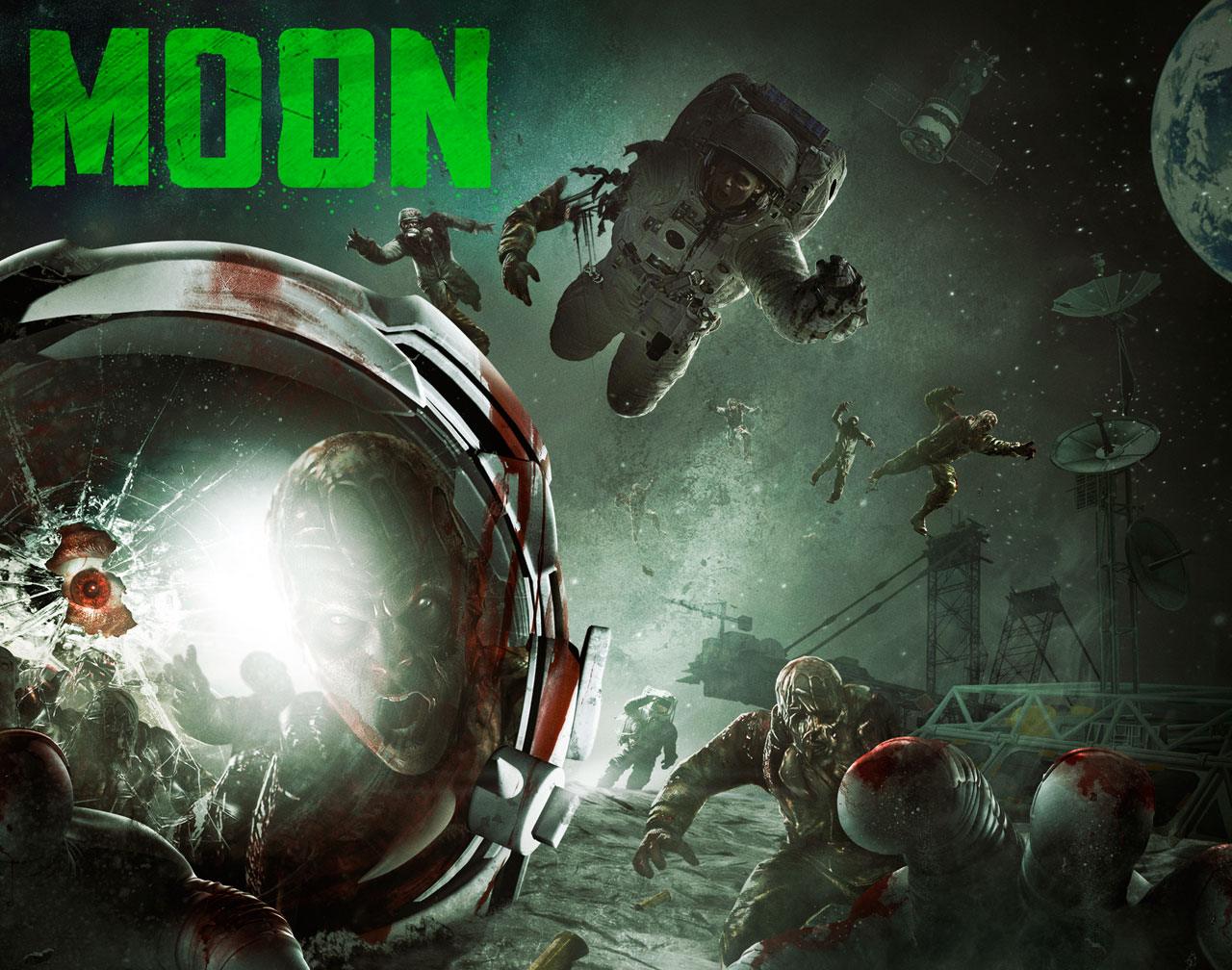 Aug 23, 2011 Have Some Heavy Metal With Your Moon-Zombies in ... Call Of Duty Rezurrection Map Pack on