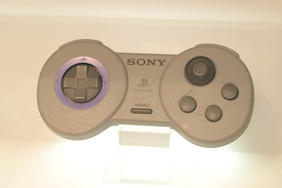 There s a reason why the world has the playstation 1 controller it