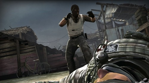 New Counter-Strike Incorporates Old Mod