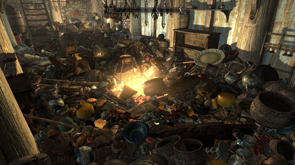 What Do You Hoard In Skyrim