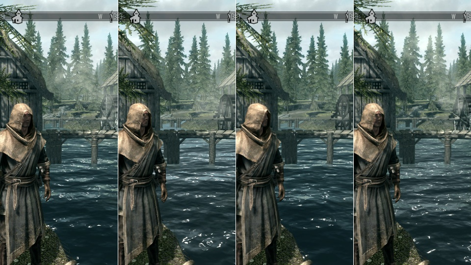 See The Differences Between Skyrim's PC Graphics Settings | Kotaku ...