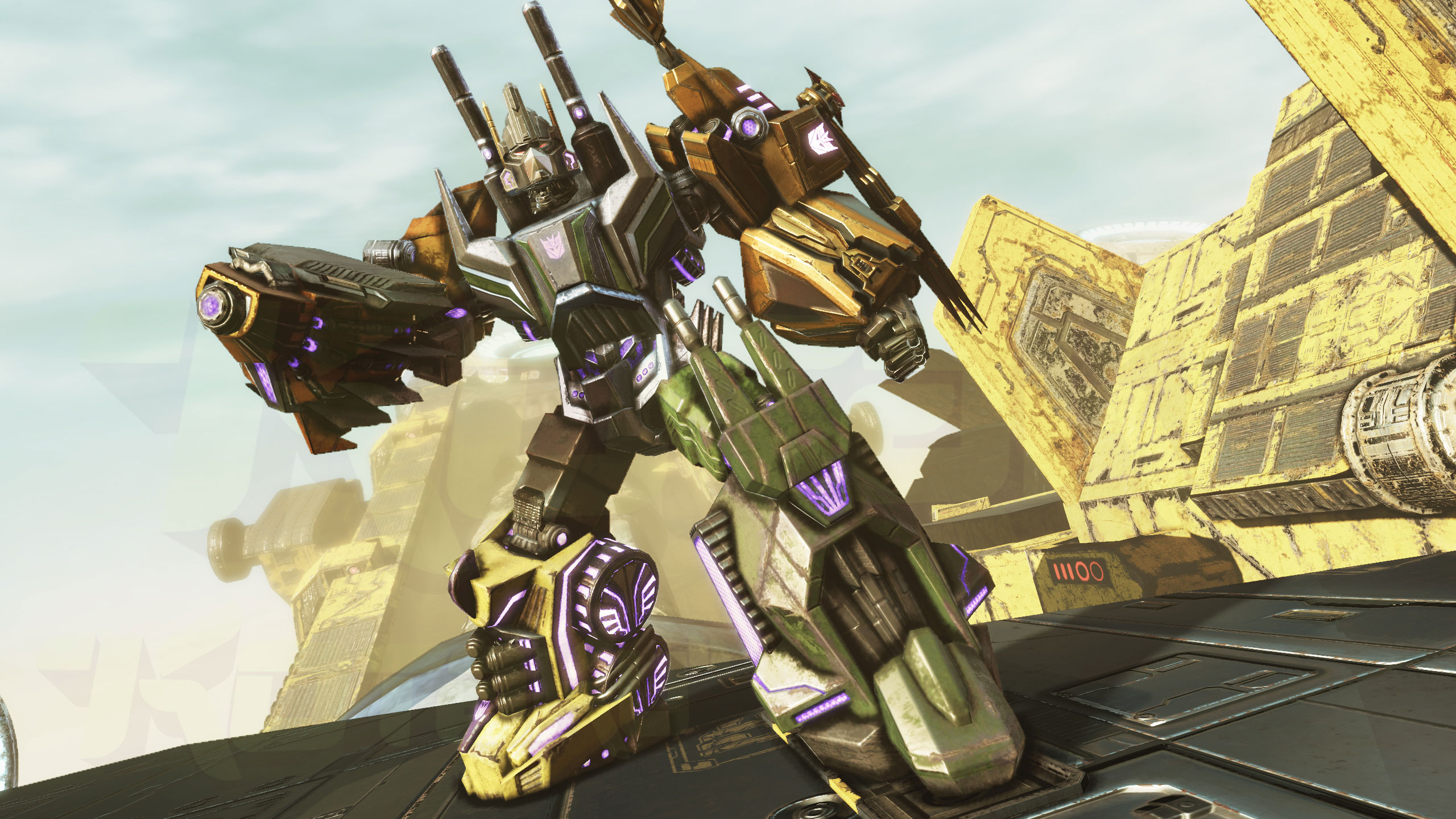 bruticus leads transformers fall of cybertrons toy store