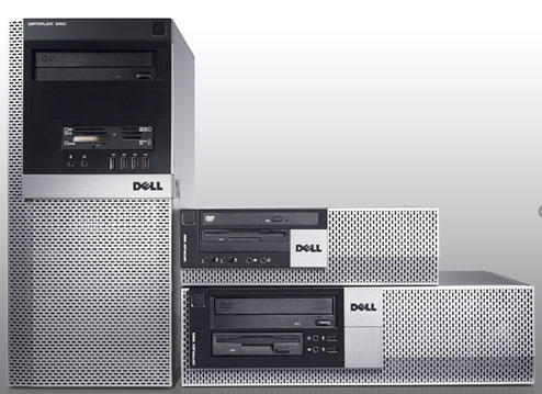 New Dell OptiPlex Systems Go For That Cheese Grater Look | Gizmodo ...