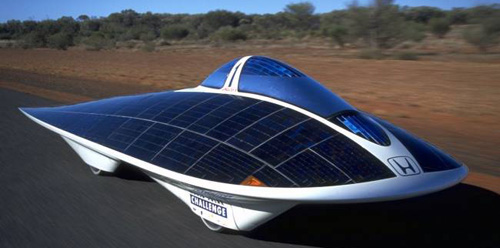 Toyota Developing Solar Powered Car Gizmodo Australia
