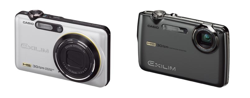 Casio Brings 1,000fps Slow Motion Video to Point and Shoot Cameras ...
