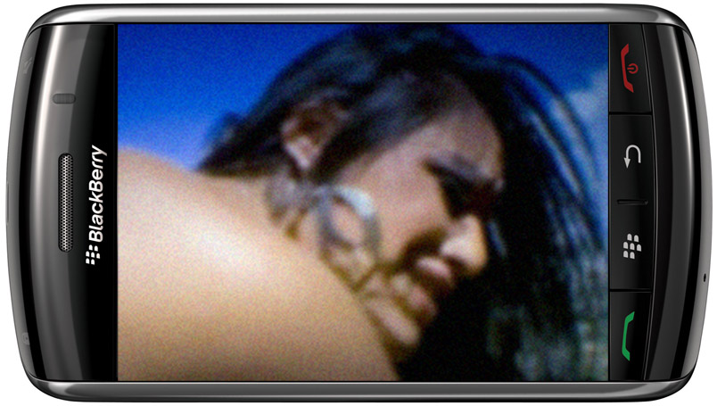 Sex video on mobile phone